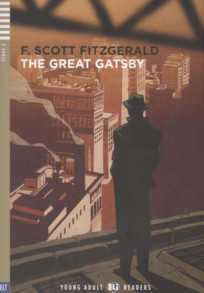 Fitzgerald F. The Great Gatsby. Stage 5 (+СD) azimuth azimuth the touchstone depart 3 сd