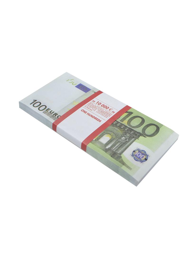 Блокнот пачка 100 евро (Мастер)