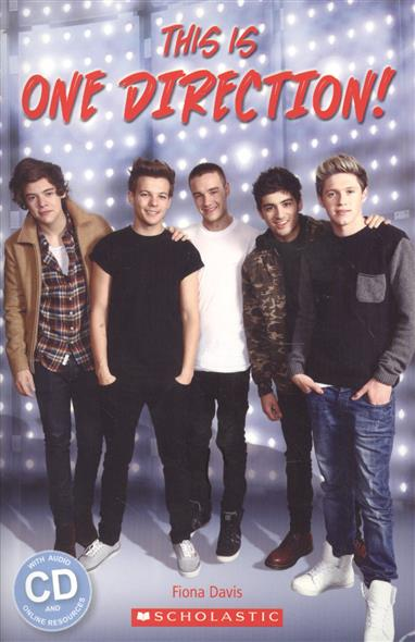 Davis F. This is One Direction! Level 1 (+СD) davis f editor an education level 4 2cd