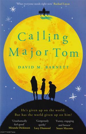 Barnett D. Calling Major Tom barnett 1072