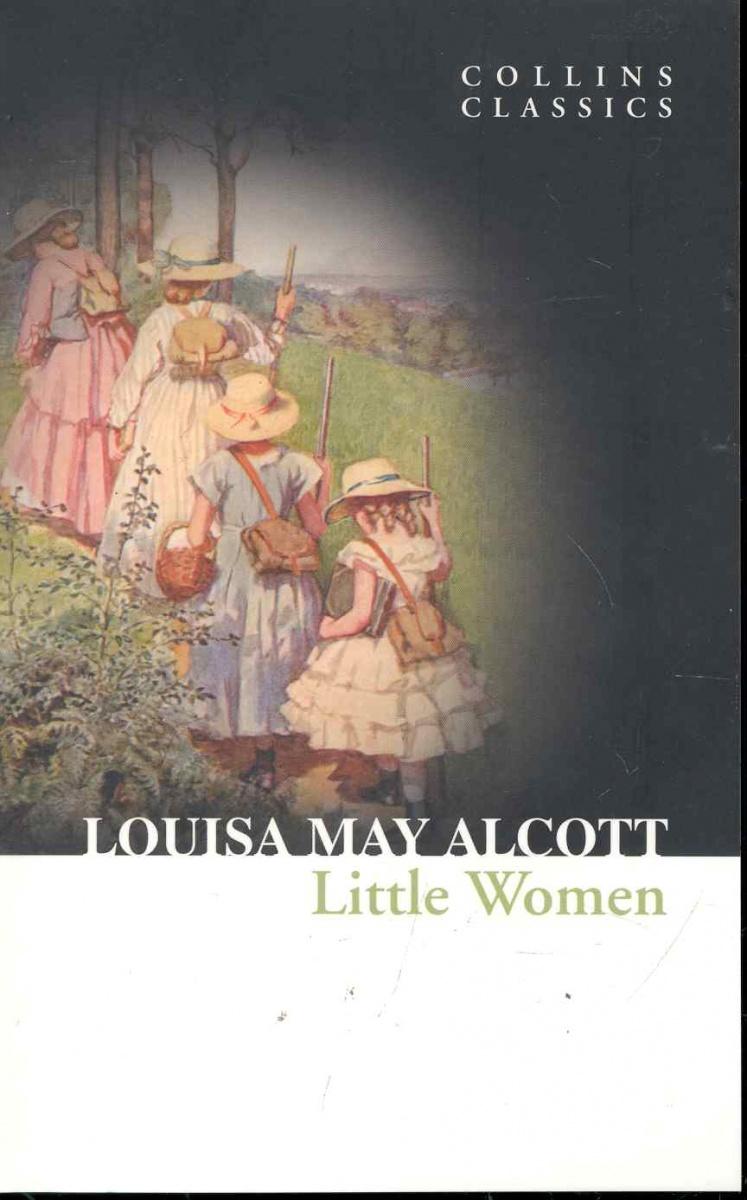 Alcott L. Little Women alcott louisa may rdr cd [lv 1] little women op