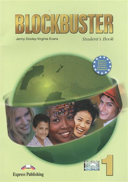 Blockbuster 1. Student's Book. Учебник (+Audio CD)