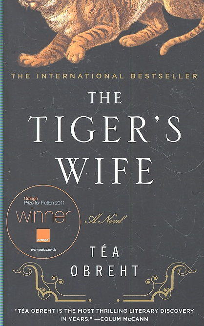 Obreht T. The Tiger's Wife ISBN: 9780812983074 the aviator s wife