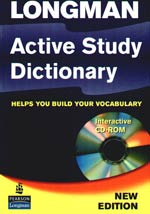 Active Study Dictionary 4 Ed Ppr longman active study dictionary cd rom pack 5 ed