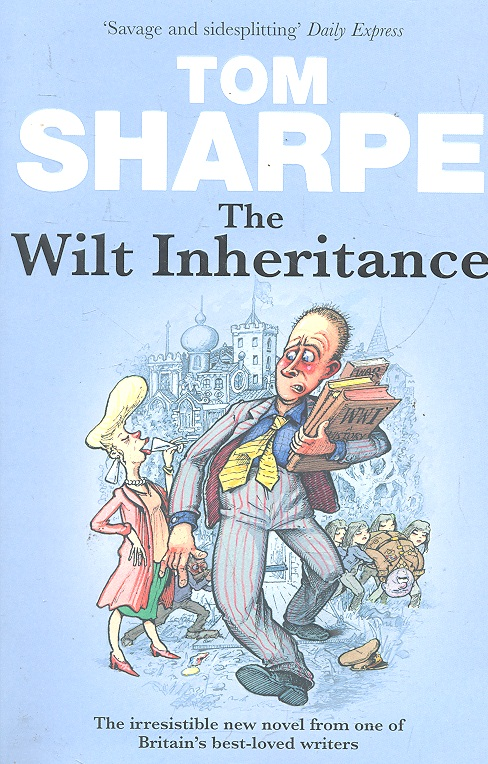 Sharpe T. The Wilt Inheritance