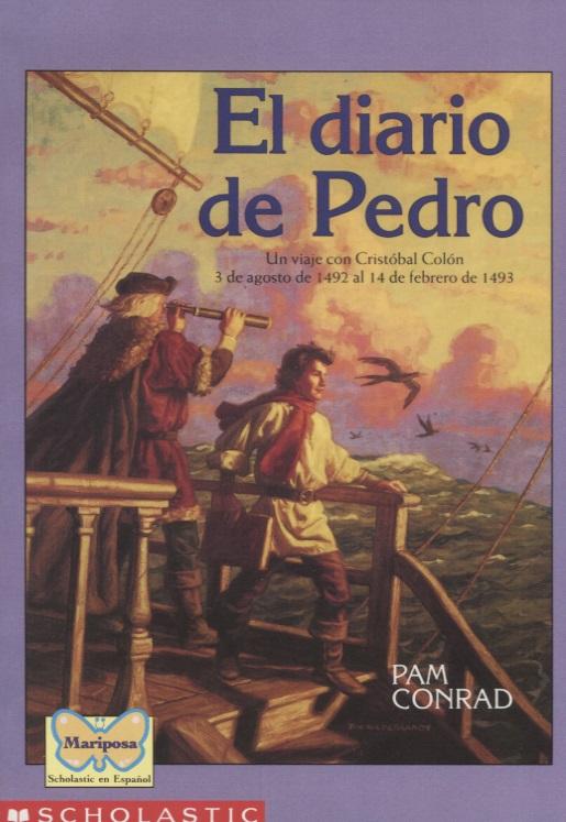 Conrad P. El diario de Pedro торшер markslojd conrad 106324