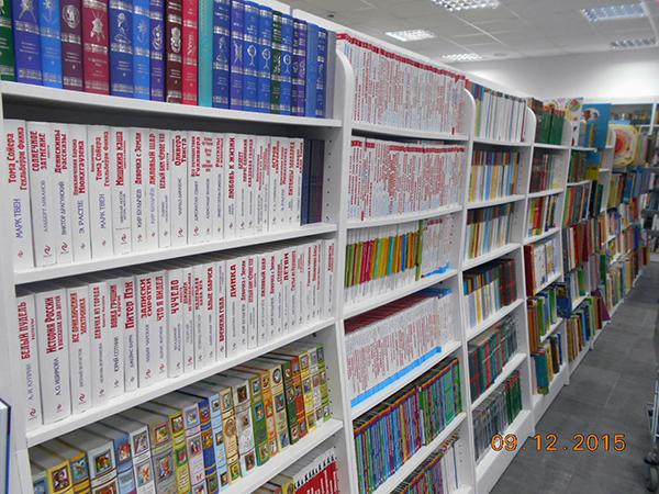 «Новый книжный» в Ставрополе