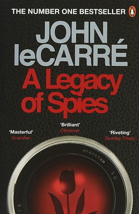 leCarre J. A Legacy of Spies  tigers and spies daisy colour reader