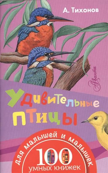 Тихонов А. Удивительные птицы тихонов а удивительные птицы