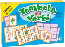 Games: [A1]: Tombola dei Verbi games bis italian a1
