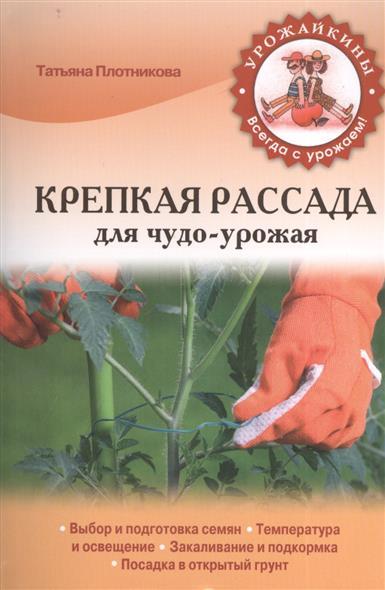 Крепкая рассада для чудо-урожая