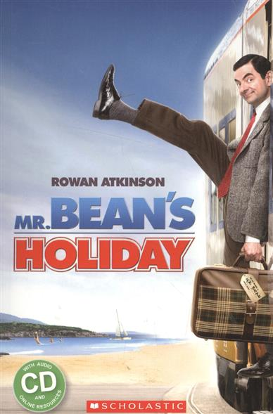 Atkinson R. Mr. Bean`s Holiday. Level 1 (+CD) american more level 3 workbook with audio cd