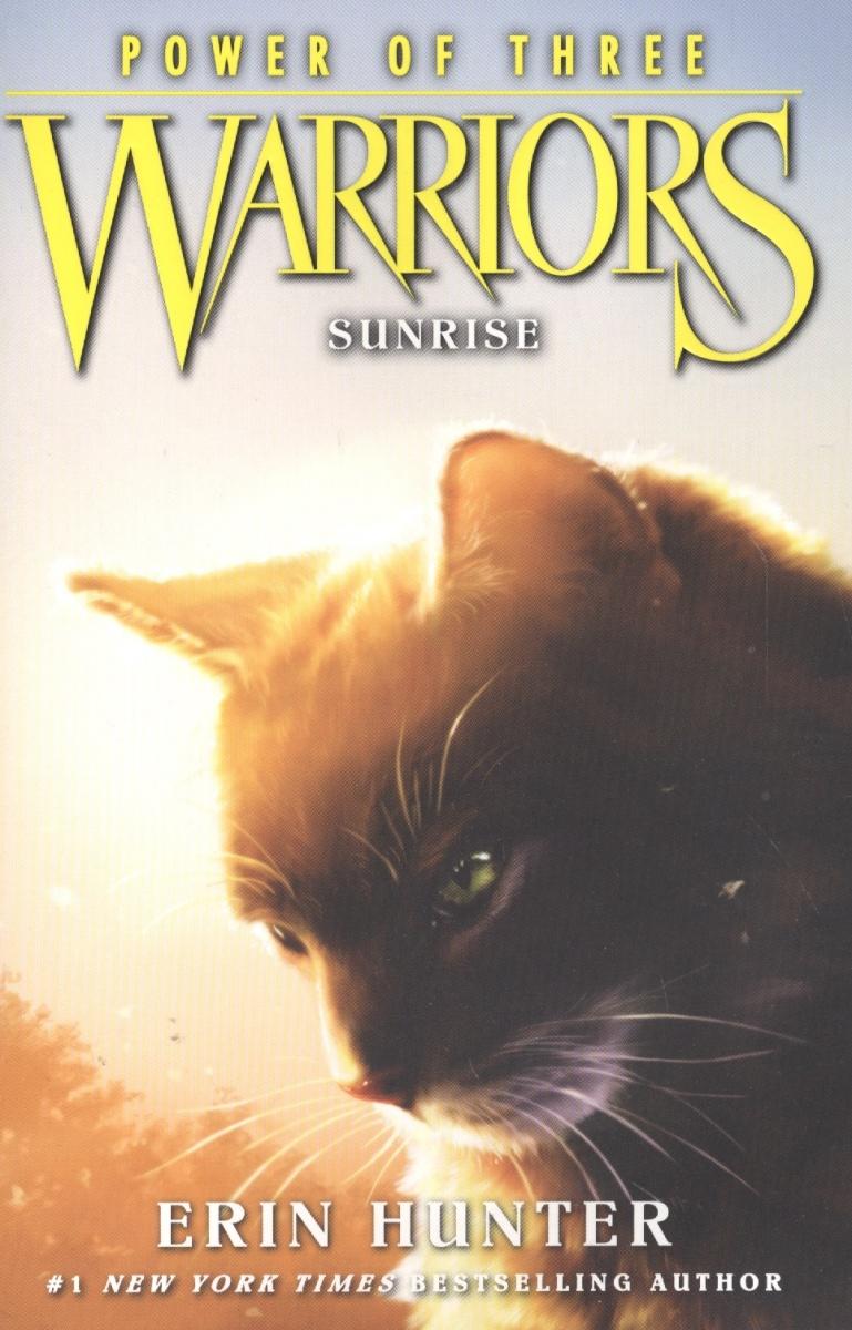 цены на Hunter Е. Warriors: Power of Three #6: Sunrise в интернет-магазинах