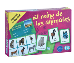 Games: [A1-A2]: El reino de los animales vocabulario elemental a1 a2 2cd