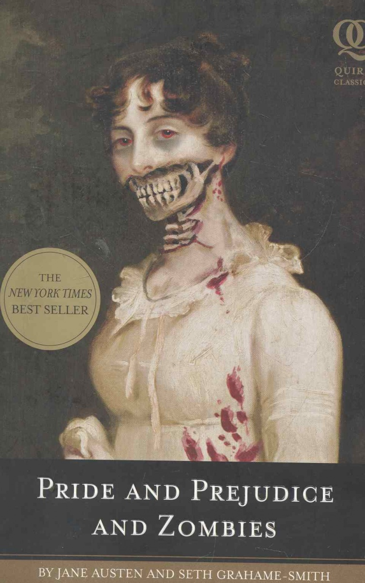 Austen J. Pride and Prejudice and Zombies ISBN: 9781594743344 pride and prejudice vintage classics austen series