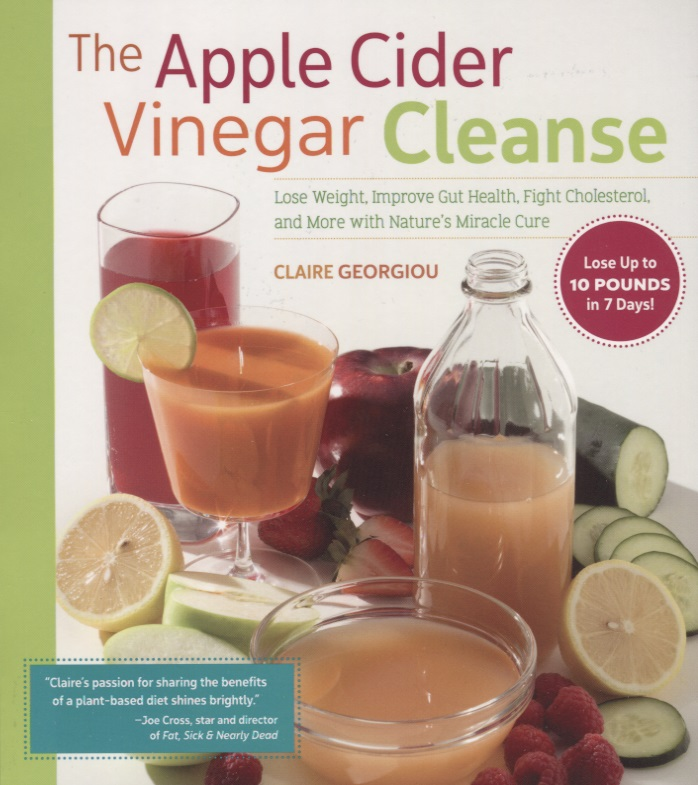 Georgiou C. The Apple Cider Vinegar Cleanse ksitex f 1800 w