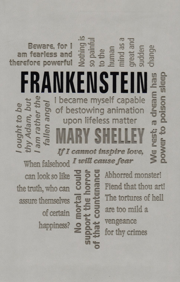 Shelley M. Frankenstein mary shelley frankenstein подарочное издание
