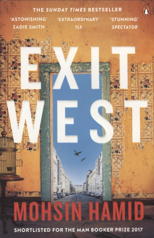 Hamid M. Exit West ISBN: 9780241979068 hamid m the reluctant fundamentalist