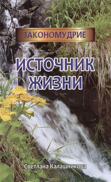 Калашникова С. Источник жизни калашникова с источник жизни мой бог совершенный