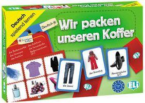 Games: [A1]: Wir packen unseren Koffer starten wir a1 kursbuch