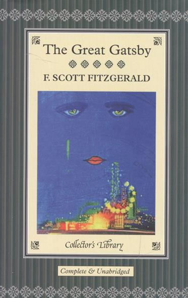Fitzgerald S. The Great Gatsby the great gatsby