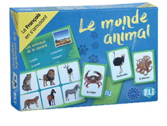 Games: [A1-A2]: Le monde animal ISBN: 9788853622822 vocabulario elemental a1 a2 2cd