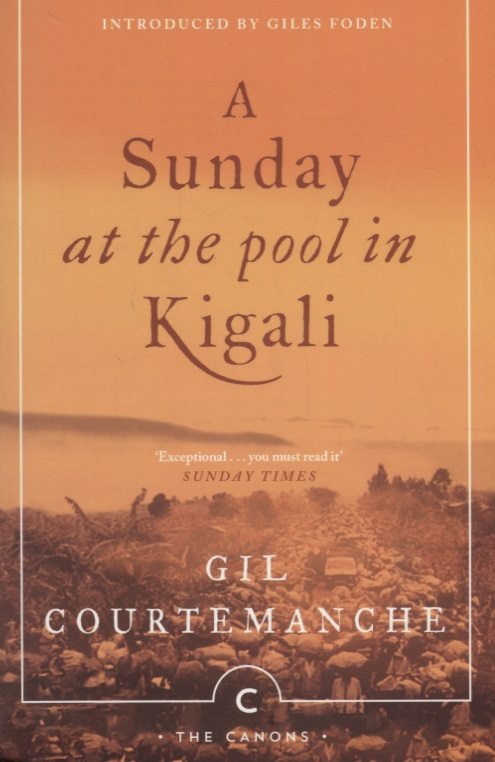 Courtemanche G. A Sunday At The Pool In Kigali a nation 2018 tokyo sunday