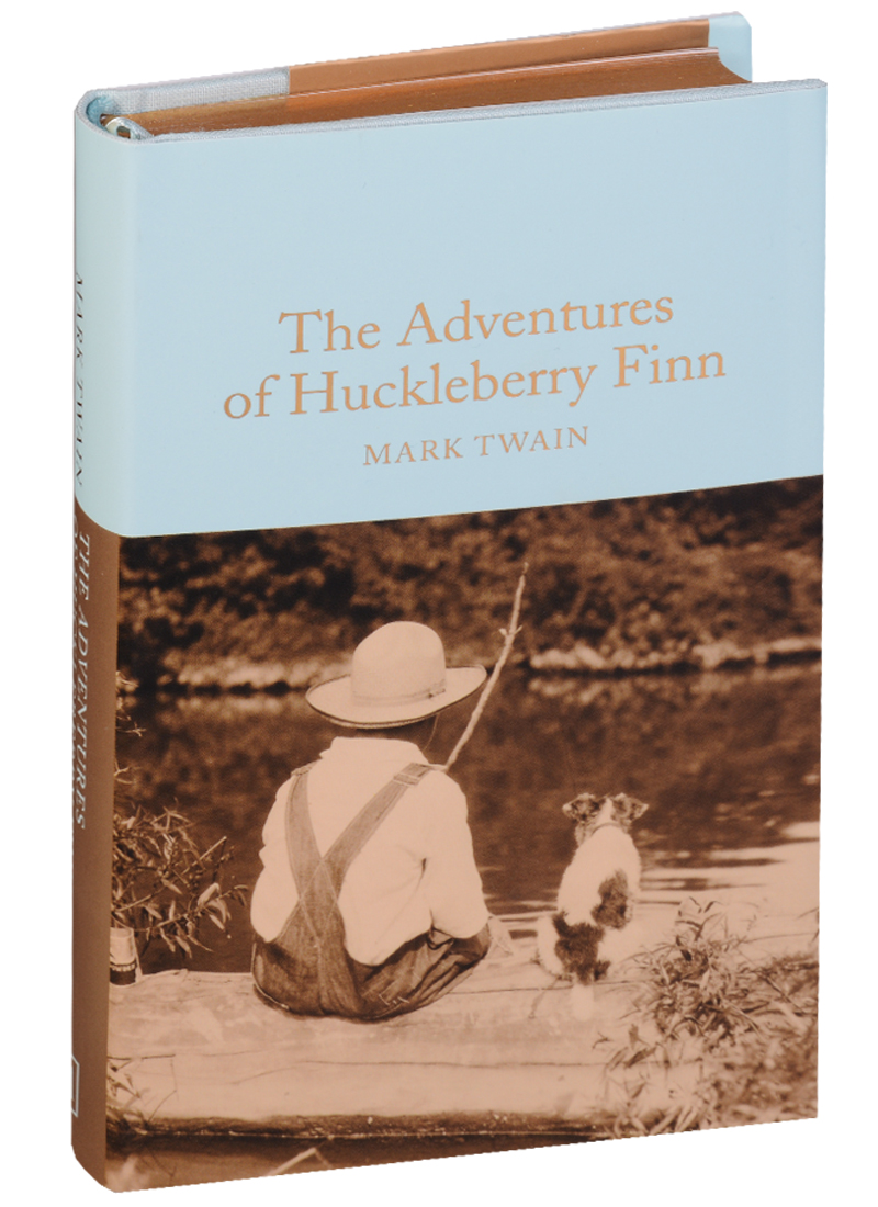 american identity in mark twains adventures of huckleberry finn Free essay: published in 1885, mark twain's american classic, the adventures of huckleberry finn, captured the both the hearts and hatred of its audience.