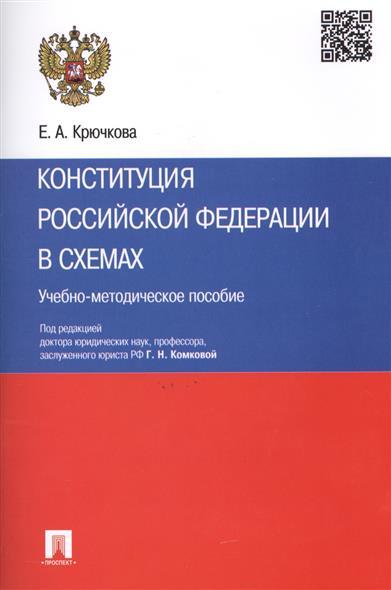 Абаева Е. Конституция Российской Федерации в схемах. Учебно-методическое пособие