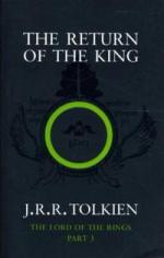 Tolkien J. The return of the King The Lord of the rings ч.3 гобелен 180х145 printio the lord of the rings lotr властелин колец