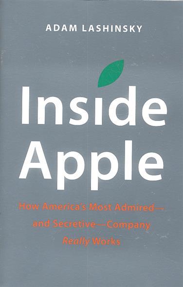 Lashinsky A. Inside Apple. How America's Most Admired -And Secretive - Company Really Works driving honda inside the world s most innovative car company