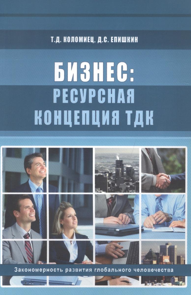 Бизнес: ресурсная концепция ТДК. Закономерности развития глобального человечества