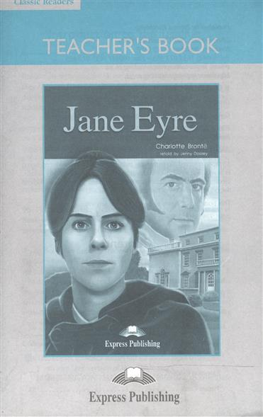 Bronte C. Jane Eyre. Teacher's Book снова на афоне