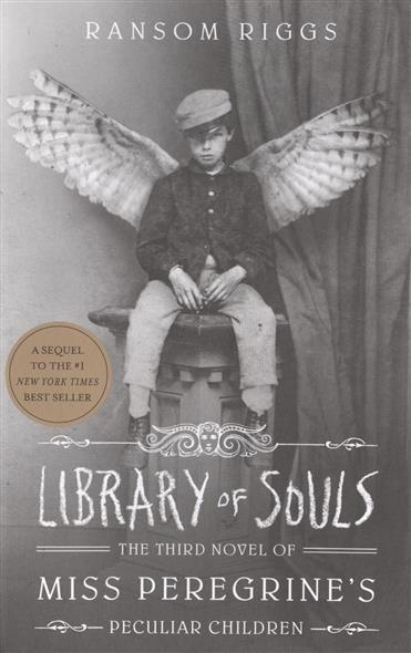 Riggs R. Miss Peregrine 3. Library of Souls pe4304 pe4302 pe4306 peregrine qfn20