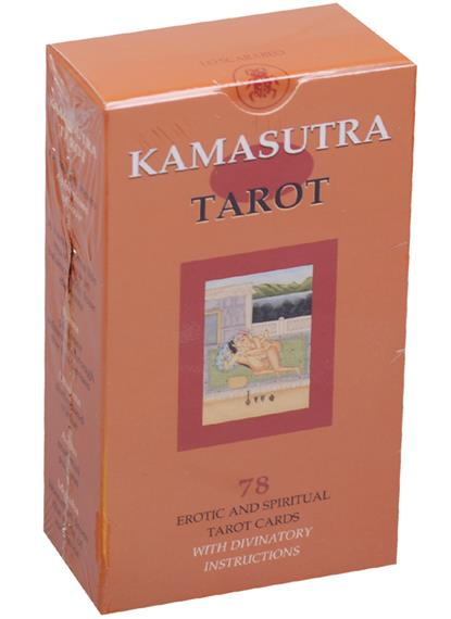 Kamasutra Tarot / Таро Камасутра ciro marchetti tarot of dreams таро снов набор 83 карты с книгой на английском языке