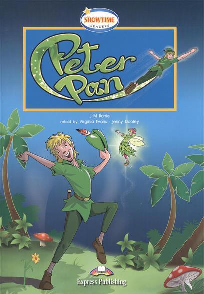 Barrie J. Peter Pan. Книга для чтения barrie