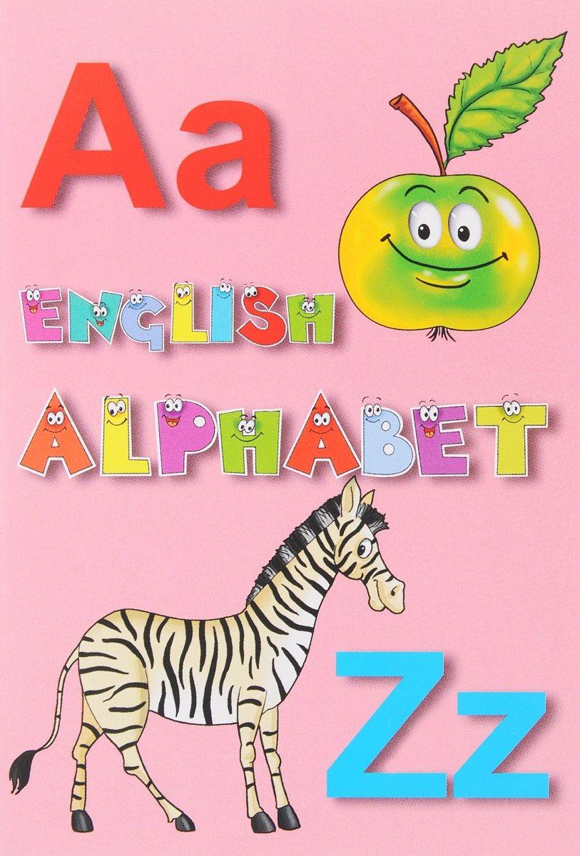 English Alphabet набор автомобилиста автостоп h 2 дорожный