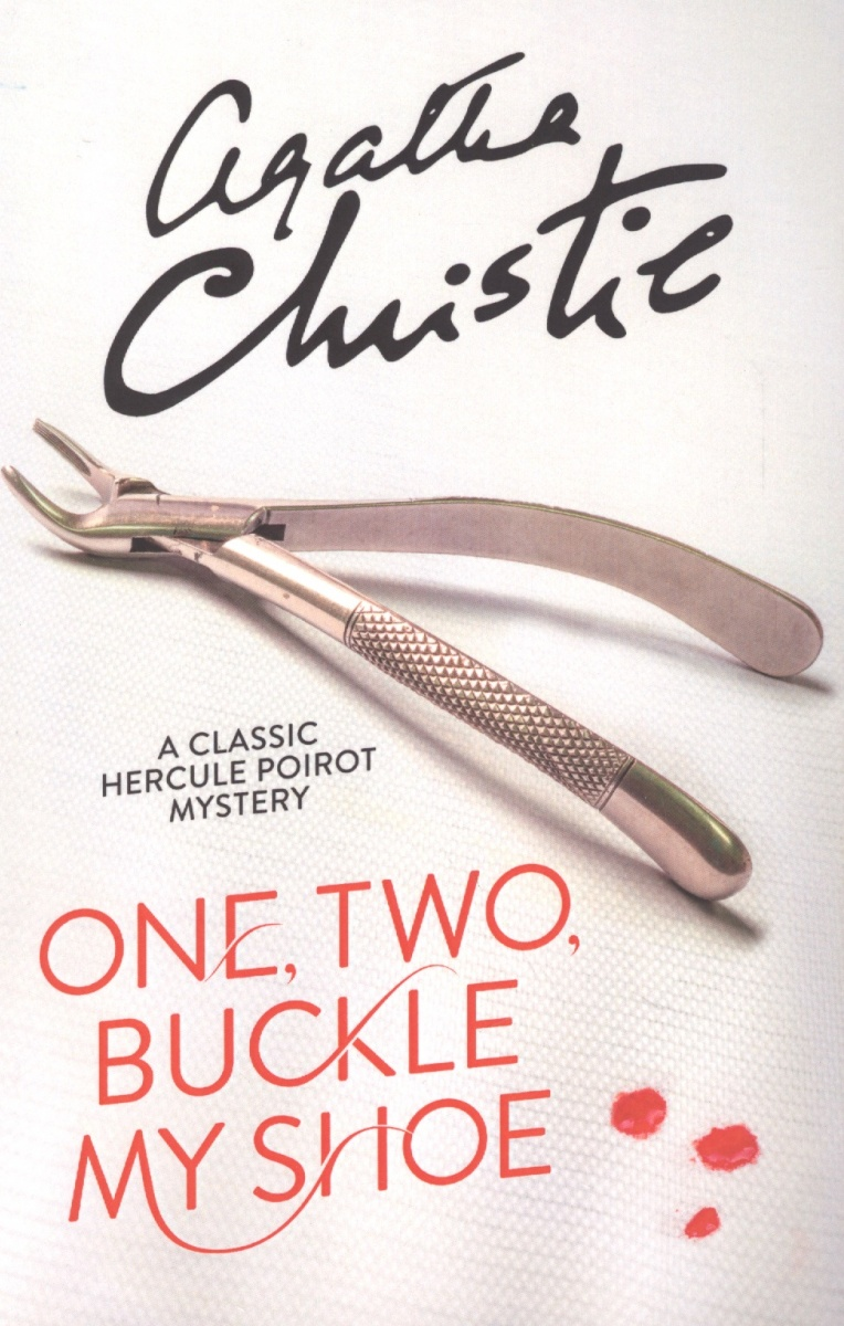 Christie A. One, Two, Buckle My Shoe agatha christie one two buckle my shoe аудиокнига на 2 cd