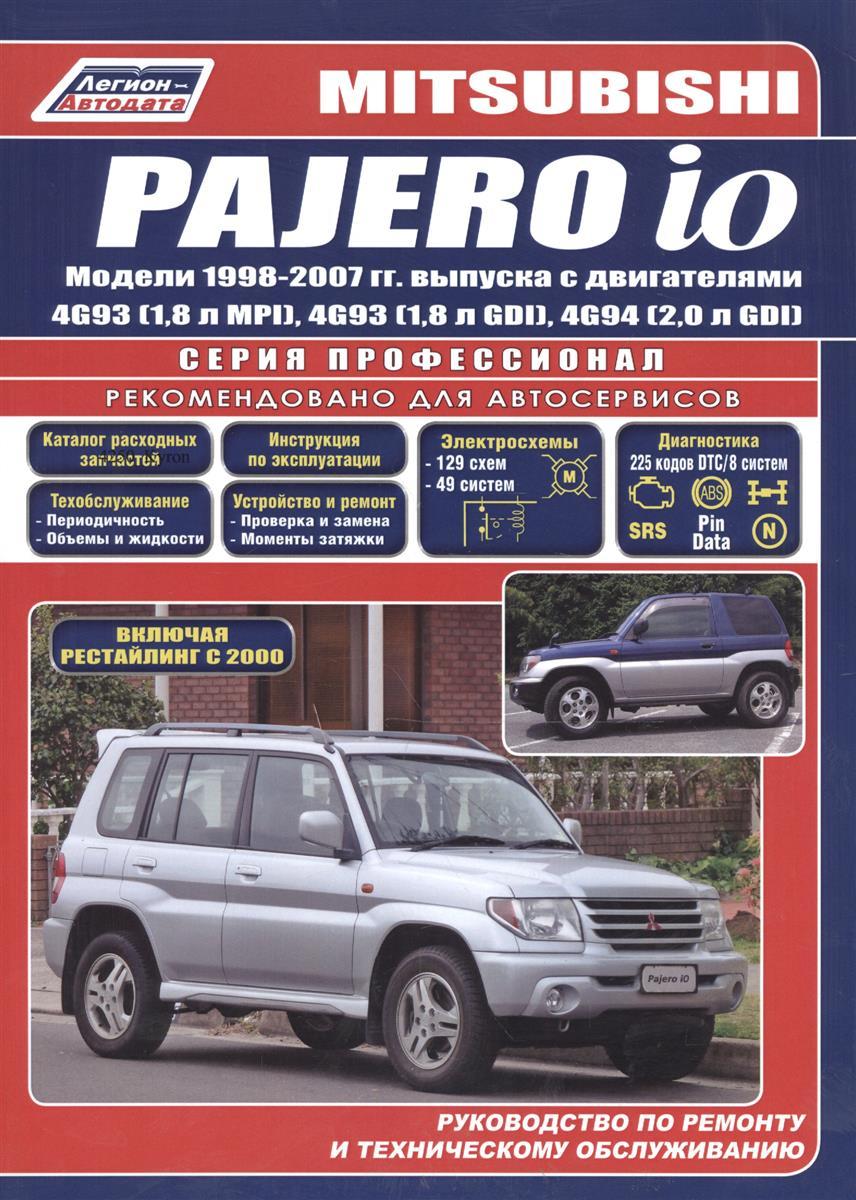 Mitsubishi Pajero IO c 1998-2007гг.