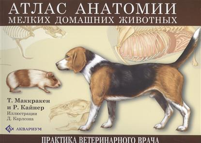 Маккракен Т., Кайнер Р. Атлас анатомии мелких домашних животных