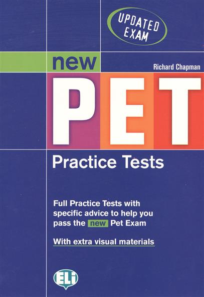 Chapman R. New PET Practice Tests (+ 2CD)