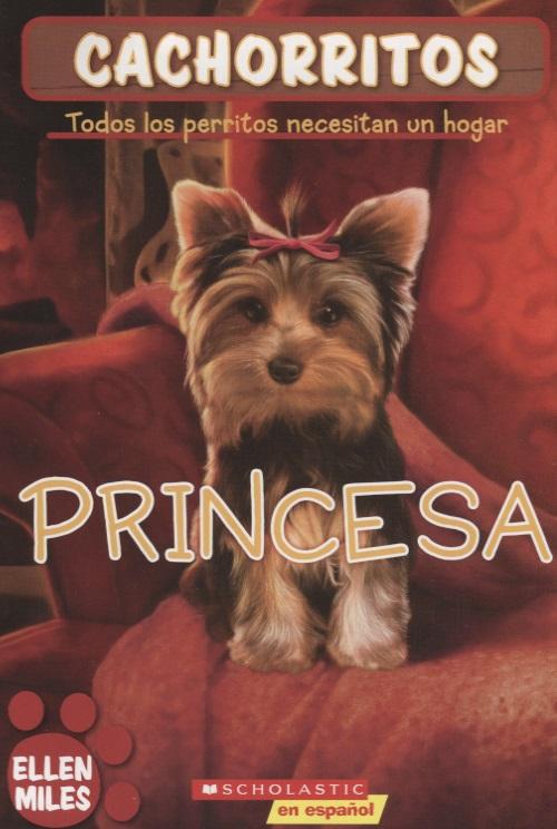 Miles E. Cachorritos. Princesa miles e cachorritos oscar