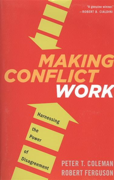 Coleman P., Ferguson R. Making conflict work sadiq sagheer job stress role conflict work life balance impacts on sales personnel