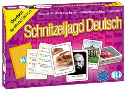 Games: [A2]: Schnitzeljagd Deutsch