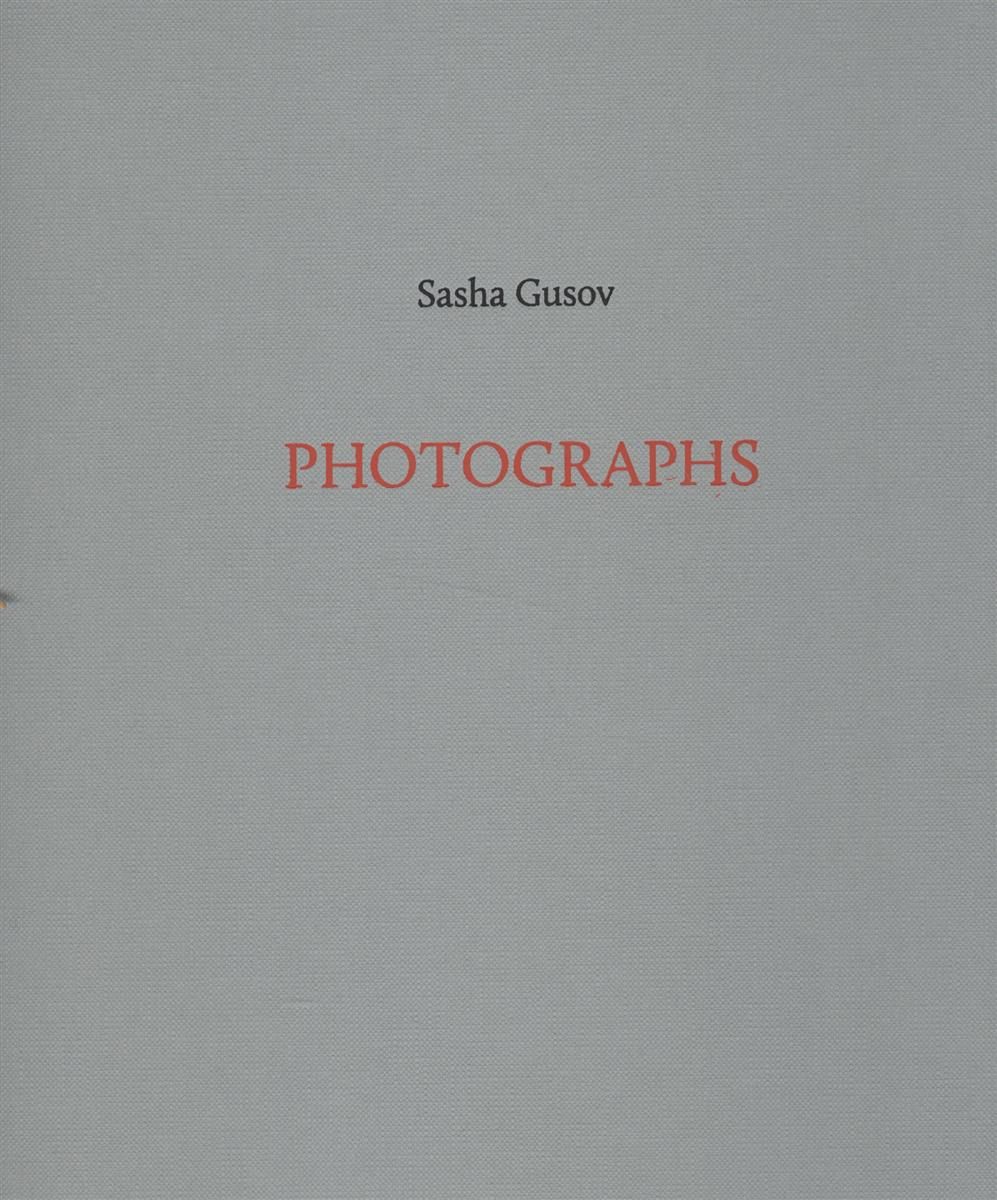 Gusov S. Photographs (книга на английском языке) sparkling cyanide на английском языке