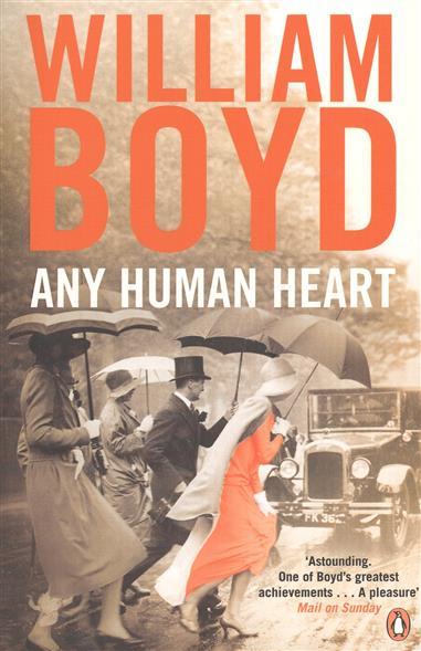 Boyd W. Any Human Heart почтовый замок в москве