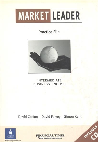 Cotton D. Market Leader Practice File Int cotton d market leader business english active teach upper intermediate cd rom b2 c1 3rd edition