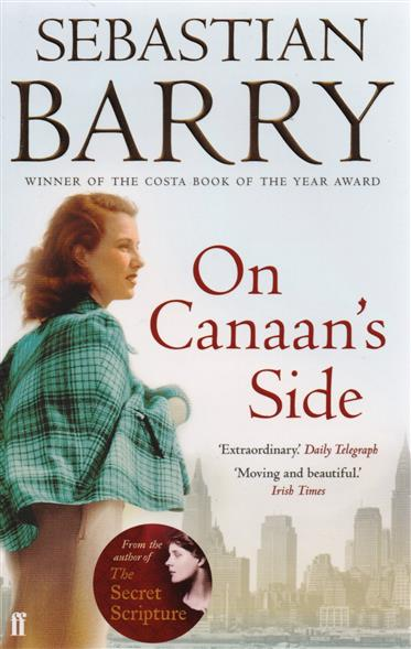 barry fit Barry S. On Canaan's Side: A novel