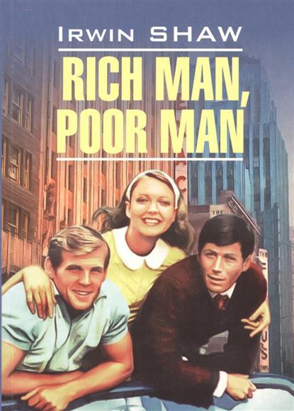 Богач, бедняк. Книга для чтения на английском языке