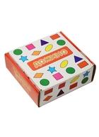 Домино. Фигуры (28 элементов) (3+) (коробка)